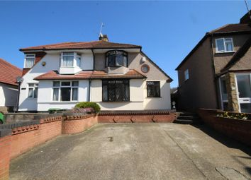 Thumbnail 3 bed semi-detached house for sale in Wickham Lane, Abbey Wood, London