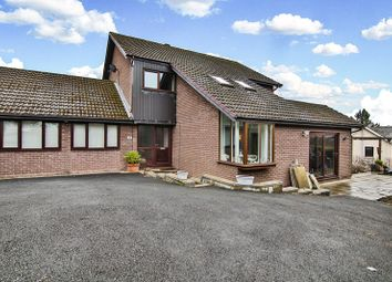 Thumbnail 4 bed detached house for sale in Derwen Fawr, Crickhowell