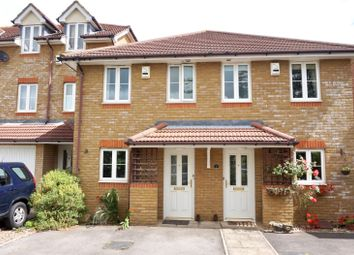 Thumbnail 2 bed semi-detached house for sale in The Hawthorns, Walderslade, Chatham