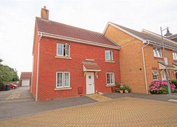 Thumbnail 4 bedroom end terrace house for sale in Osborne Way, Rose Green, Bognor Regis