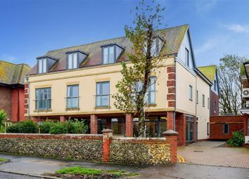 Thumbnail 2 bed flat for sale in Sutton Avenue, Seaford, East Sussex