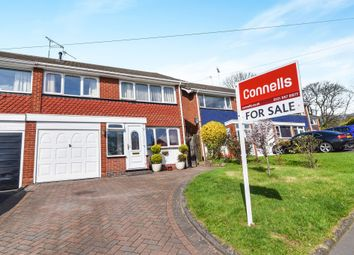 Thumbnail 4 bed semi-detached house for sale in Heather Road, Great Barr, Birmingham