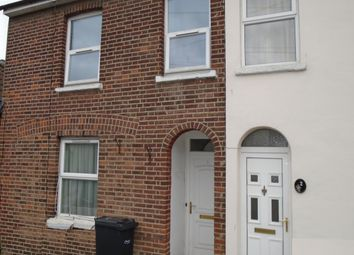 Thumbnail 2 bed semi-detached house to rent in Dews Road, Salisbury