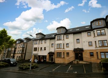 Thumbnail 3 bed flat for sale in Manor Crescent, Gourock