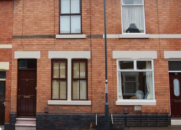 Thumbnail 2 bed terraced house to rent in Brough Street, Derby
