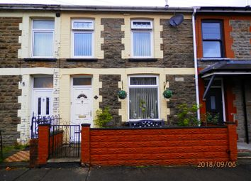 Thumbnail 3 bed terraced house for sale in Dyfodwg Street, Treorchy, Rhondda Cynon Taff.