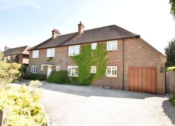 Thumbnail 5 bed detached house for sale in Longfield Drive, Amersham