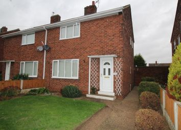 Thumbnail 2 bed semi-detached house for sale in Oldfield Road, Thorne, Doncaster
