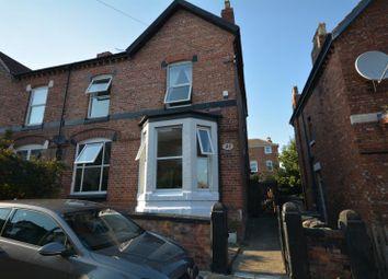 Thumbnail 5 bed semi-detached house for sale in Marlborough Grove, Prenton