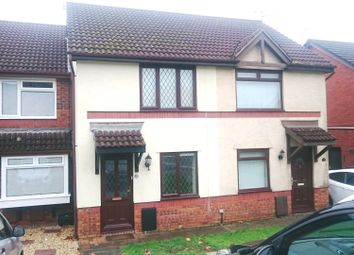 Thumbnail 2 bed terraced house for sale in Ffordd Ddu, Hazel Grove, Pyle, Bridgend