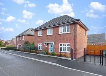 Thumbnail 3 bed detached house for sale in Hanson Road, Moston, Manchester