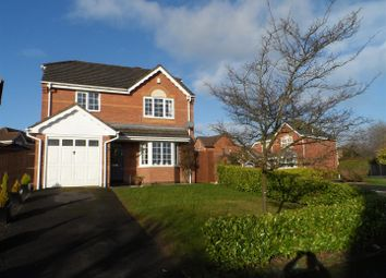 Thumbnail 3 bed detached house for sale in Fuchsia Close, Priorslee, Telford