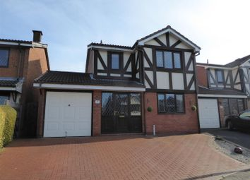 Thumbnail 3 bedroom detached house for sale in Hornet Way, The Rock, Telford
