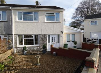 Thumbnail 3 bed semi-detached house to rent in Rhyd Y Nant, Pontyclun