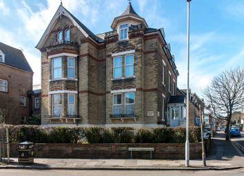 Thumbnail 1 bedroom flat for sale in Cheriton Gardens, Folkestone