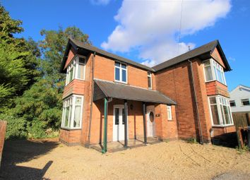 Thumbnail 3 bed detached house for sale in Meadow Road, Netherfield, Nottingham