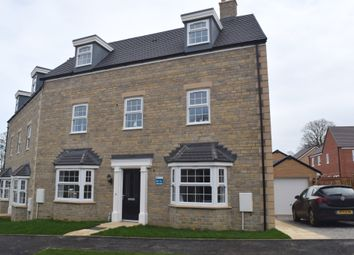 Thumbnail 3 bedroom terraced house for sale in Herne Road, Oundle, Peterborough