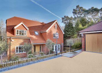 Thumbnail 5 bed detached house to rent in Furzefield Avenue, Speldhurst, Tunbridge Wells