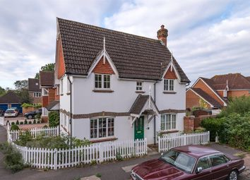 Thumbnail 3 bed semi-detached house for sale in Furze Close, Horley, Surrey