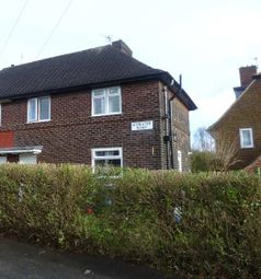 Thumbnail 3 bed semi-detached house to rent in Honister Road, Manchester