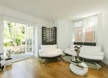Thumbnail 2 bed flat for sale in East Heath Road, Hampstead