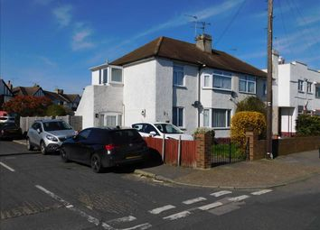 Thumbnail 2 bed flat to rent in St. Marks Avenue, Northfleet, Gravesend