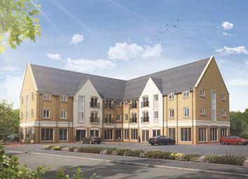 Thumbnail 1 bed flat for sale in Barlethorpe, Oakham