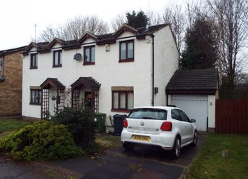 Thumbnail 2 bedroom semi-detached house to rent in Broadwater, Gateshead