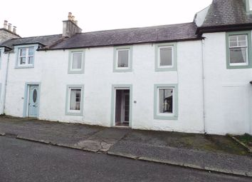 Thumbnail 4 bed terraced house for sale in Main Street, Dalry, Castle Douglas