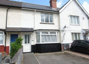 Thumbnail 2 bedroom terraced house to rent in Meyrick Road, Cardiff