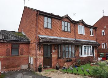Thumbnail 4 bed semi-detached house for sale in Marlborough Drive, Leamington Spa