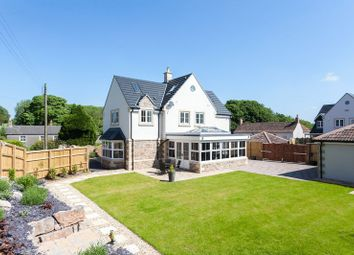 Thumbnail 4 bed detached house for sale in Binegar Lane, Gurney Slade, Radstock