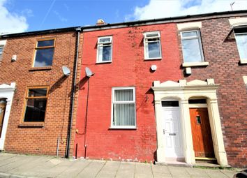 Thumbnail 3 bed terraced house for sale in Elton Street, Preston