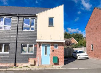 Thumbnail 2 bed semi-detached house for sale in Legg Road, Shaftesbury