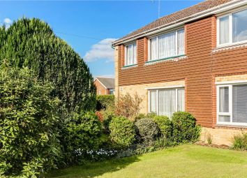 Thumbnail 3 bed semi-detached house for sale in Halterworth, Romsey, Hampshire