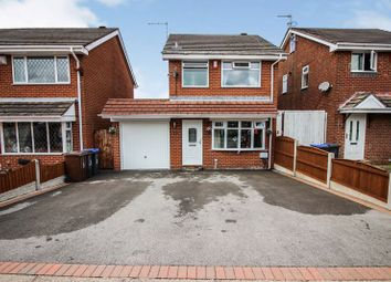 3 bed detached house for sale in Beaufort Avenue, Werrington, Staffordshire ST9