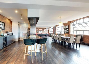 Thumbnail 2 bed flat to rent in The Factory, 1 Nile Street, London