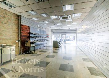 Thumbnail Retail premises to let in Kentish Town Road, London
