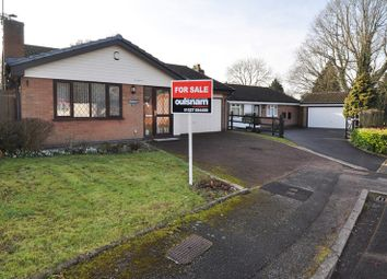 Thumbnail 3 bed detached bungalow for sale in Belmont Close, Headless Cross, Redditch