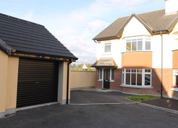 Thumbnail 4 bed semi-detached house for sale in 32 Farnamurray Close, Ballygraigue Road, Nenagh, Tipperary