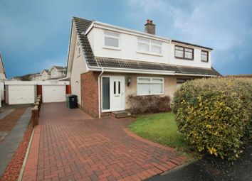 Thumbnail 3 bed semi-detached house for sale in Beveridge Terrace, Mossend