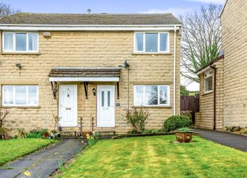 Thumbnail 2 bed end terrace house for sale in Netherlea Drive, Netherthong, Holmfirth