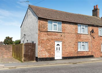 Thumbnail 2 bed semi-detached house for sale in Silver Street, Coningsby