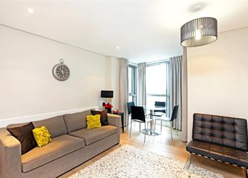 Thumbnail 2 bed flat for sale in 4 Merchant Square East, London