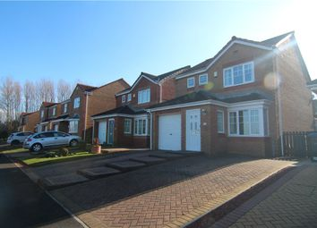 Thumbnail 3 bed detached house for sale in Meadow View, Wheatley Hill, Durham