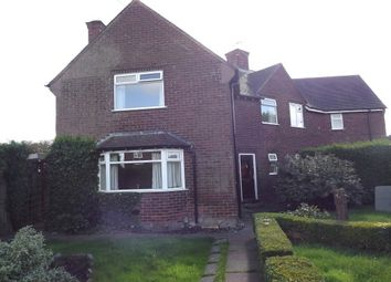 Thumbnail 3 bedroom property to rent in North Avenue, Stafford