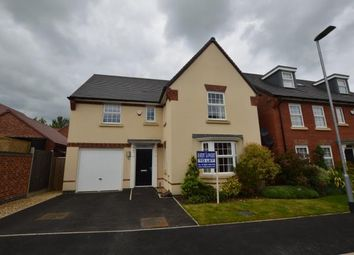 Thumbnail 4 bed detached house for sale in Fallowfields, Crick, Northampton, Northamptonshire