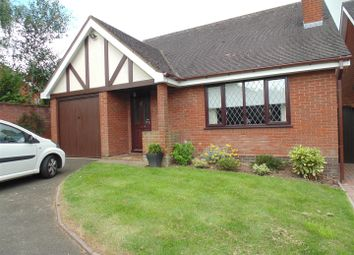 Thumbnail 2 bed detached bungalow to rent in Millbrook Drive, Shenstone, Lichfield