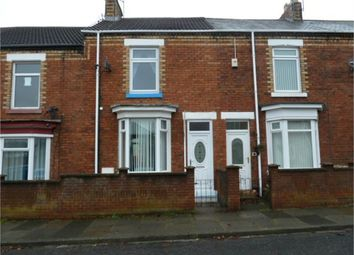 Thumbnail 2 bed terraced house for sale in East View Terrace, Shildon, Durham