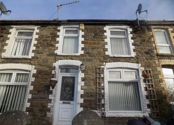 Thumbnail 3 bed terraced house to rent in Princess Street, Abertillery